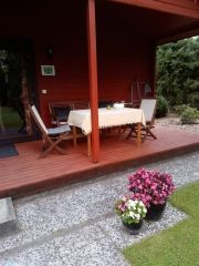 In House Vogelgesang you can enjoy the beautiful weather on almost 1000 square meter of lawn.
