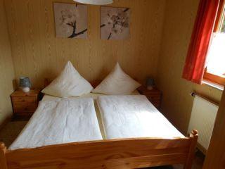 ferienhaus dankern Schlafzimmer 1